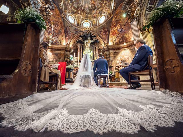 Il matrimonio di Matteo e Chiara a Varese, Varese 16