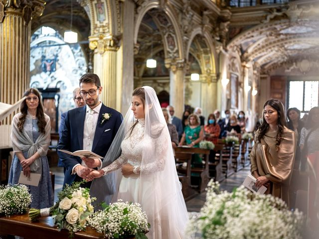 Il matrimonio di Matteo e Chiara a Varese, Varese 17