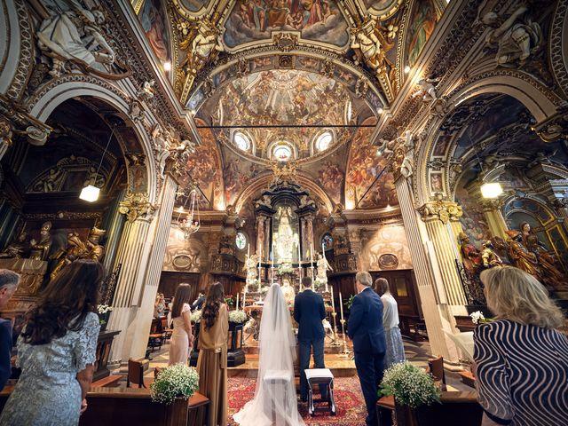 Il matrimonio di Matteo e Chiara a Varese, Varese 19