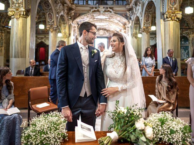Il matrimonio di Matteo e Chiara a Varese, Varese 20