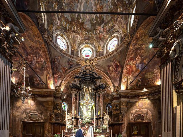 Il matrimonio di Matteo e Chiara a Varese, Varese 21
