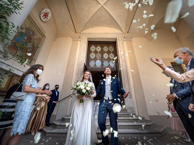Il matrimonio di Matteo e Chiara a Varese, Varese 22