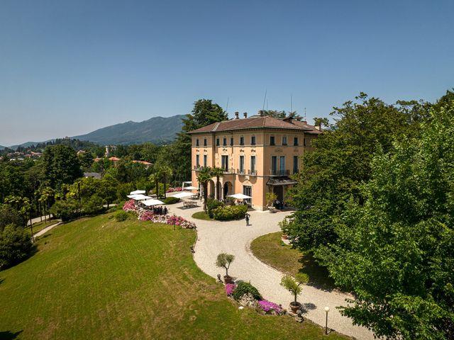 Il matrimonio di Matteo e Chiara a Varese, Varese 23