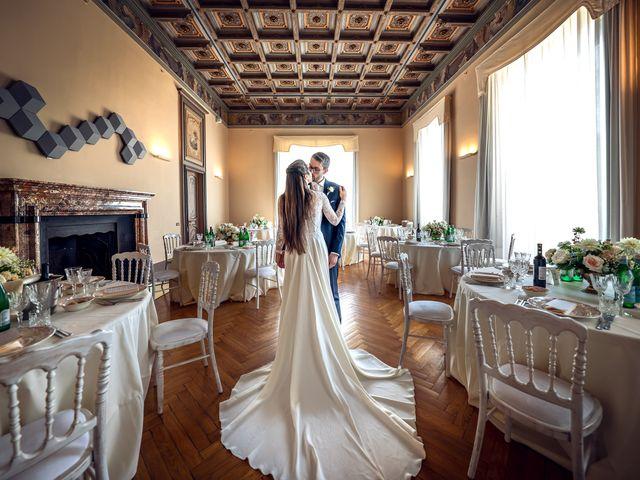 Il matrimonio di Matteo e Chiara a Varese, Varese 24