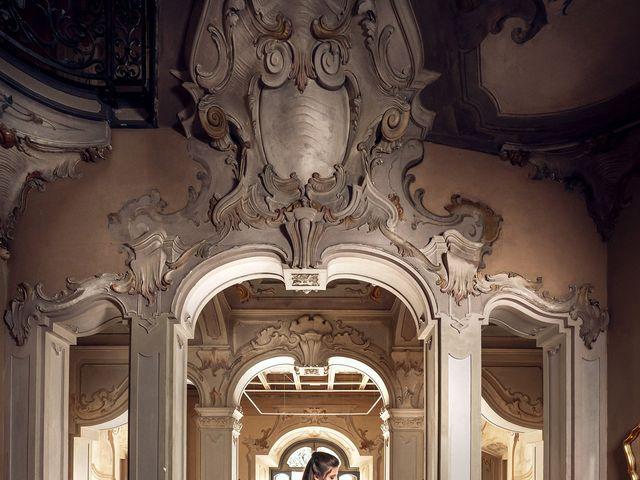 Il matrimonio di Matteo e Chiara a Varese, Varese 27