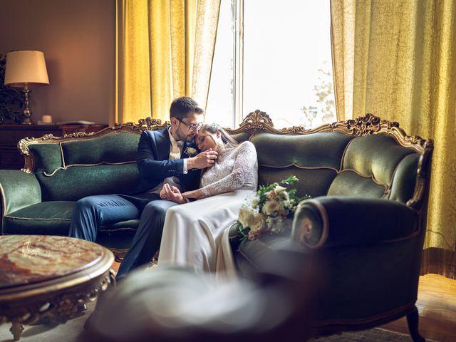 Il matrimonio di Matteo e Chiara a Varese, Varese 33