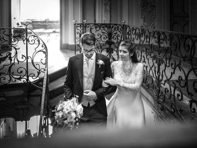 Il matrimonio di Matteo e Chiara a Varese, Varese 34