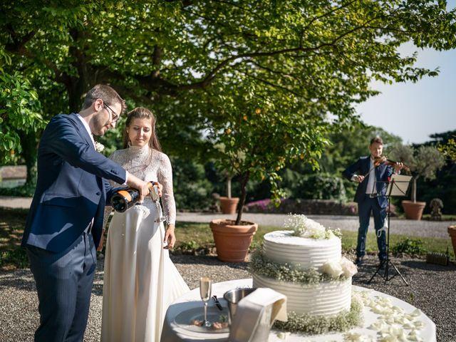 Il matrimonio di Matteo e Chiara a Varese, Varese 35