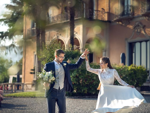 Il matrimonio di Matteo e Chiara a Varese, Varese 40
