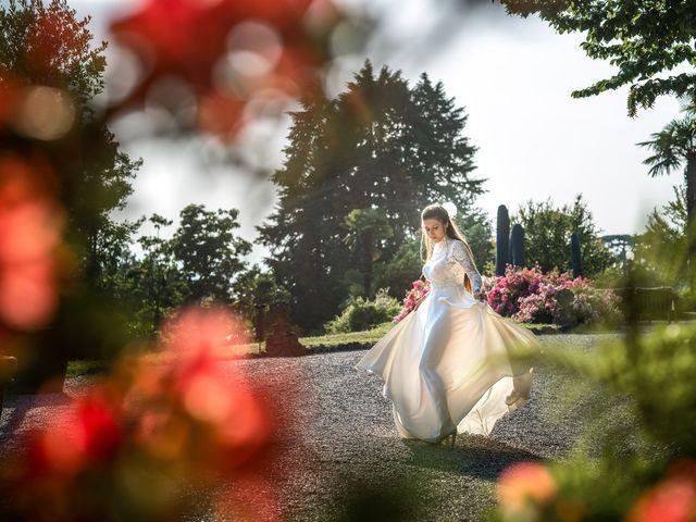 Il matrimonio di Matteo e Chiara a Varese, Varese 41