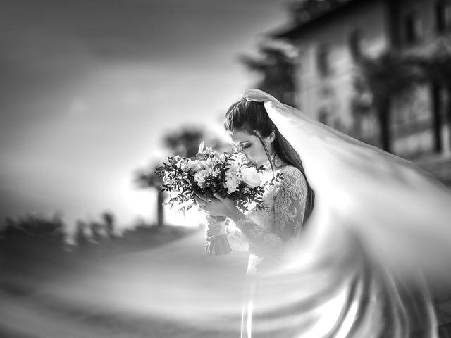 Il matrimonio di Matteo e Chiara a Varese, Varese 44