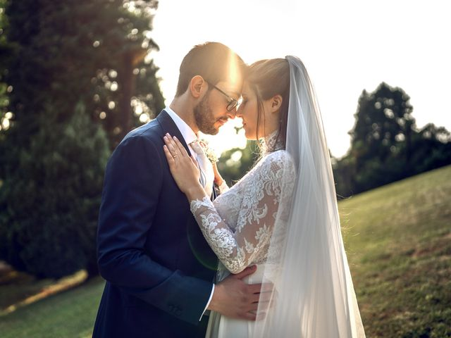 Il matrimonio di Matteo e Chiara a Varese, Varese 46