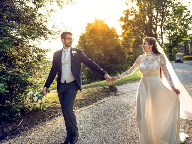 Il matrimonio di Matteo e Chiara a Varese, Varese 47