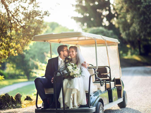 Il matrimonio di Matteo e Chiara a Varese, Varese 48