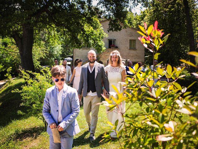 Il matrimonio di Tom e Lisa a Urbino, Pesaro - Urbino 7
