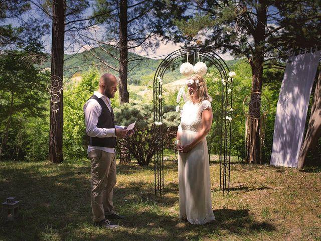 Il matrimonio di Tom e Lisa a Urbino, Pesaro - Urbino 9
