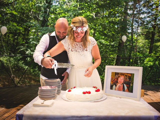 Il matrimonio di Tom e Lisa a Urbino, Pesaro - Urbino 11