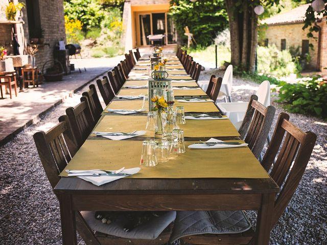 Il matrimonio di Tom e Lisa a Urbino, Pesaro - Urbino 13