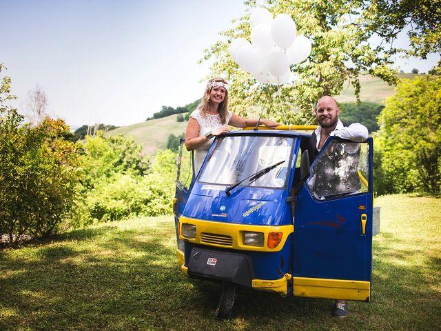 Il matrimonio di Tom e Lisa a Urbino, Pesaro - Urbino 14
