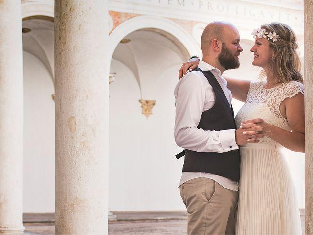 Il matrimonio di Tom e Lisa a Urbino, Pesaro - Urbino 17