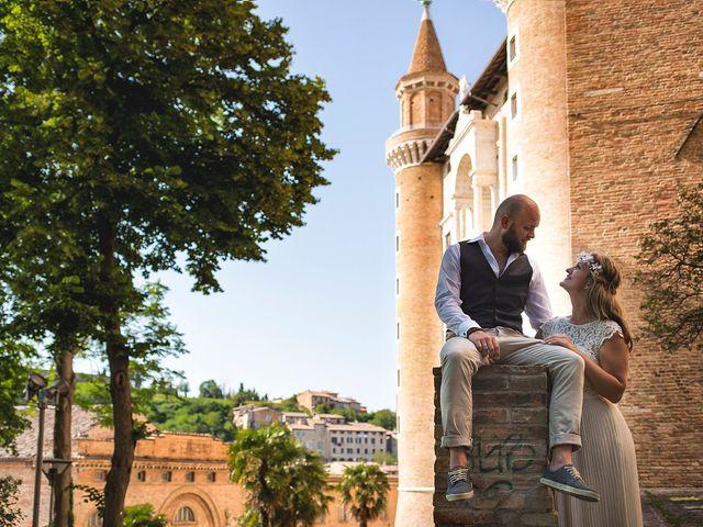 Il matrimonio di Tom e Lisa a Urbino, Pesaro - Urbino 18