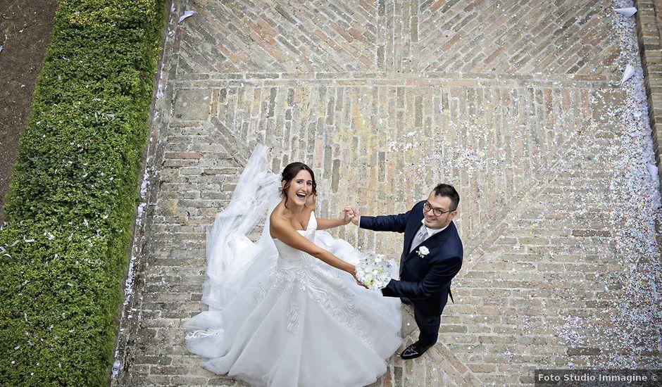 Il matrimonio di Marco e Lucia a Corridonia, Macerata