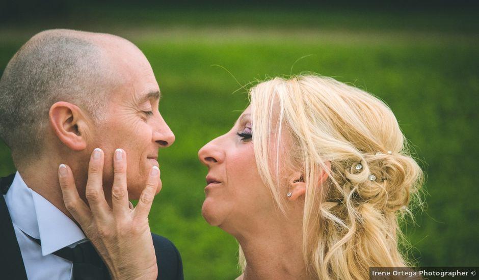 Il matrimonio di Angelo e Stefania a Gornate-Olona, Varese
