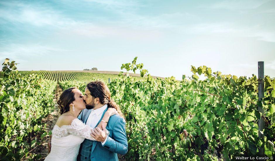 Il matrimonio di Peppe e Caro a Riesi, Caltanissetta