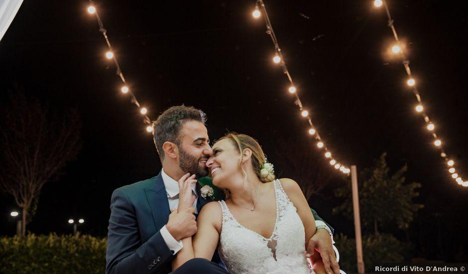Il matrimonio di Giuseppe e Angela a Potenza, Potenza