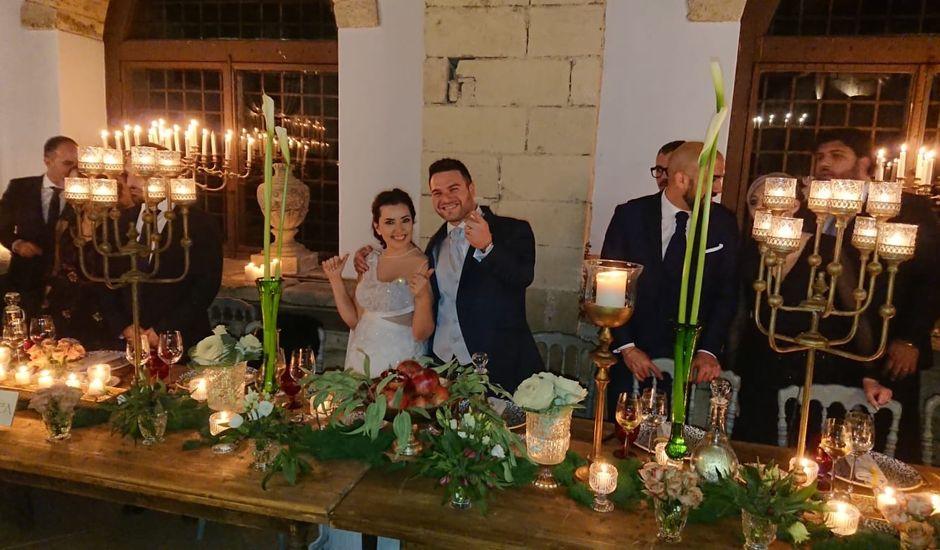 Il matrimonio di Stefania  e Tarcisio  a Catania, Catania