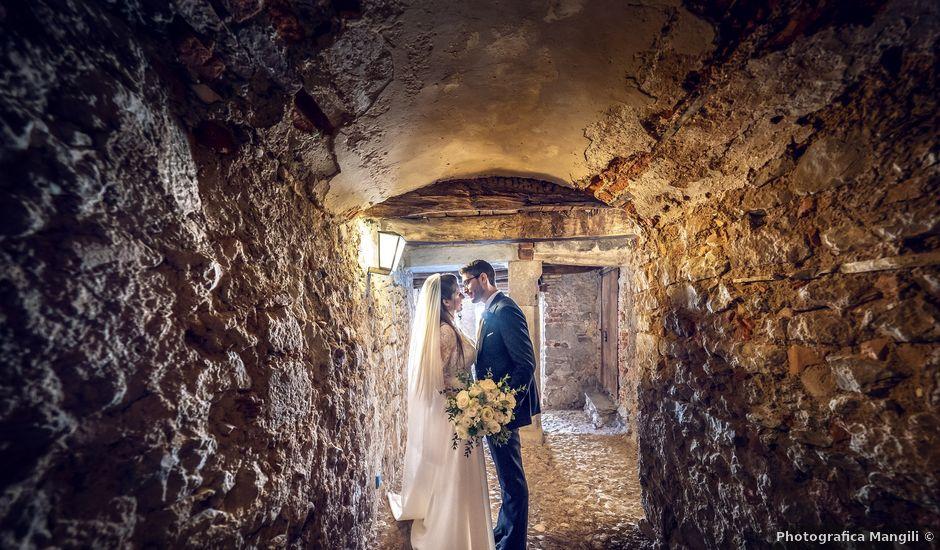 Il matrimonio di Matteo e Chiara a Varese, Varese