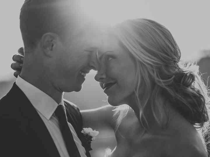 le nozze di Jenna e Ben
