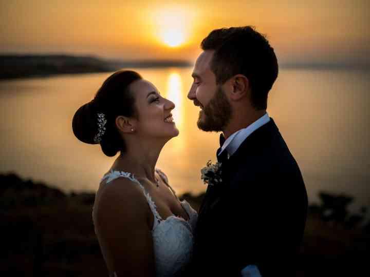 le nozze di Ilaria e Sergio