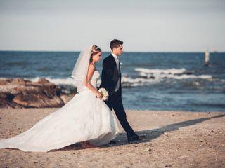 Le nozze di Sharon e Danilo