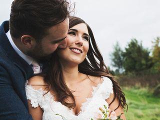 Le nozze di Jade e Grahame