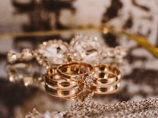 Le nozze di Oksana e Yuri 1