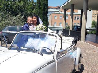 Le nozze di Liliana e Paolo