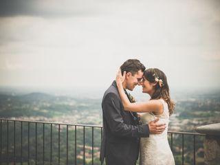 Le nozze di Fabiana e Pier Luigi