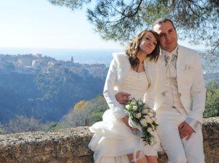 Le nozze di Agnese e Danilo