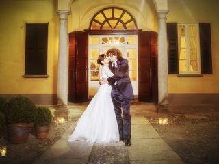 Le nozze di Larissa e Luigi