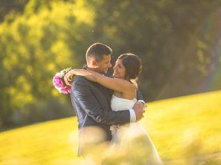Le nozze di Serena e Damiano
