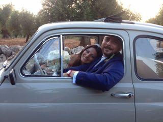 Le nozze di Marilù e Gianluca