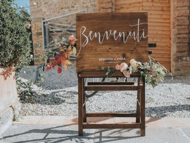 Il matrimonio di Ben e Jenna a Capannori, Lucca 9
