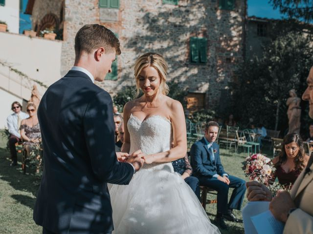 Il matrimonio di Ben e Jenna a Capannori, Lucca 10