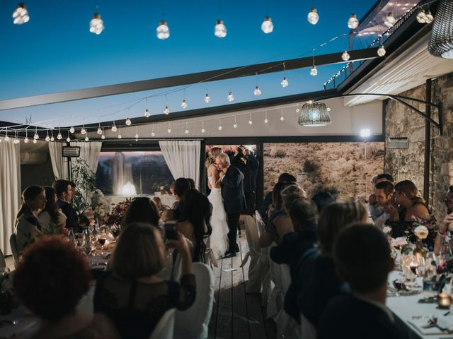 Il matrimonio di Ben e Jenna a Capannori, Lucca 18