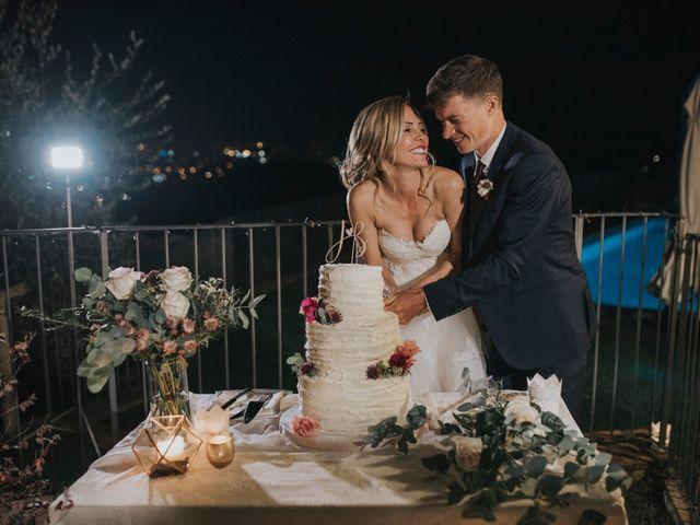 Il matrimonio di Ben e Jenna a Capannori, Lucca 20