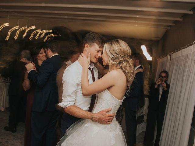 Il matrimonio di Ben e Jenna a Capannori, Lucca 21