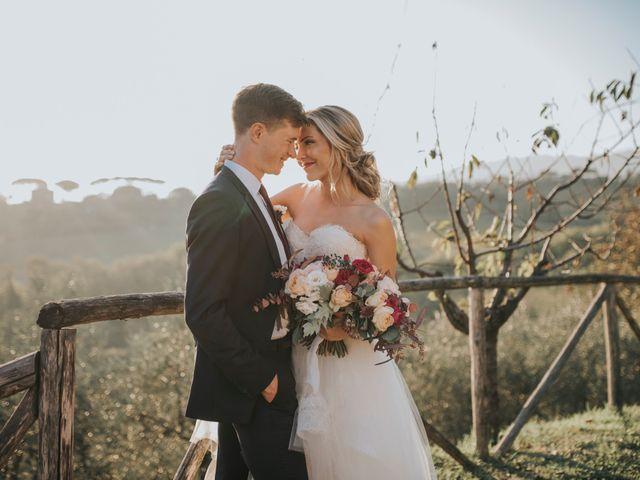 Il matrimonio di Ben e Jenna a Capannori, Lucca 11