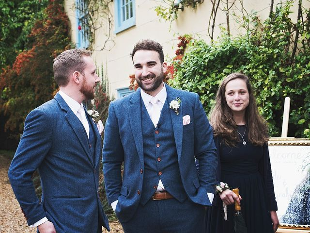 Il matrimonio di Grahame e Jade a Torino, Torino 79
