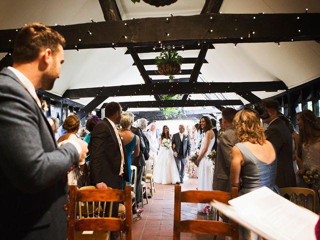 Il matrimonio di Grahame e Jade a Torino, Torino 87